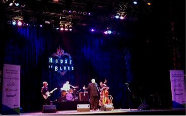 Esri Petroleum GIS Conference Social held at the House of Blues.